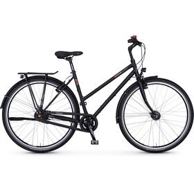 vsf fahrradmanufaktur T-100 Trapez Nexus 8-Gang FL V-Brake ebony matt